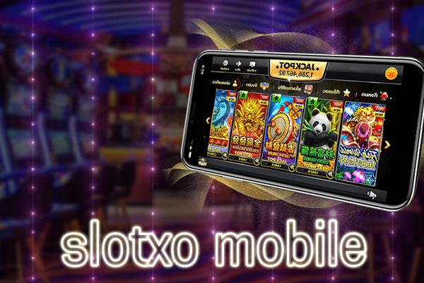 slotxo-mobile